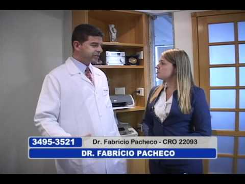 Dr. Fabrício Pacheco - importância da saúde bucal
