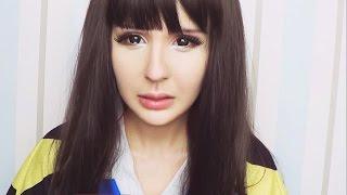 getlinkyoutube.com-Park Bom makeup tutorial by Anastasiya Shpagina