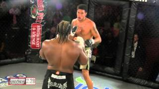 Premeir Fighting Championship 19 // William Knight vs Sean Bettencourt