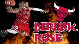getlinkyoutube.com-Derrick Rose - Born To Do