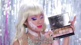 getlinkyoutube.com-[한글자막]Zombie Barbie 좀비 바비 메이크업