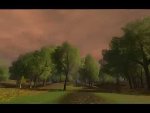 LOTRO - From one end of the map to the other