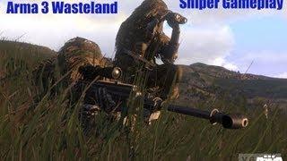 Arma 3 : Wasteland Episode 1 : Sniping in Stratis