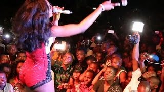 Tekno, Juma Nature, Ommy Dimpoz na Seyi Shay live on stage Mwanza width=