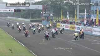 getlinkyoutube.com-2015 ARRC Indonesia: Underbone 130cc Race 2