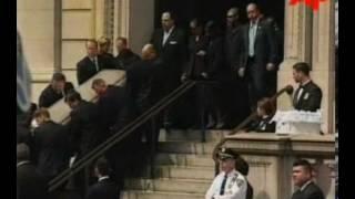 getlinkyoutube.com-RARE FOOTAGE: Aaliyah's Funeral (2001)