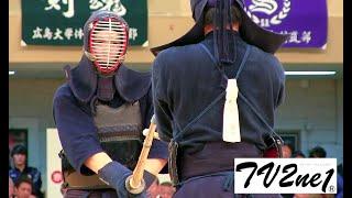 getlinkyoutube.com-Kendo 筑波大×法大 (決勝)全日本学生剣道優勝大会2013-1104