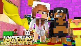 getlinkyoutube.com-Minecraft - Little Kelly : BABY ELLIES FIRST ADVENTURE!