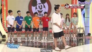 getlinkyoutube.com-CHUBBYMIN VIETSUB | 150820 - Xiumin in Mickey Mouse Club Ep 5
