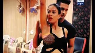 getlinkyoutube.com-Zee Rishte Awards: Vrushika doesn't need a choreographer at all