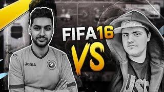 Deadly Vs Ovvy | FIFA 16 Romania Draft Battle
