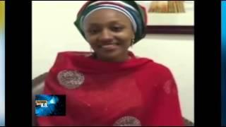 VIDEO: The Buhari Nigerians Dont Know - Halima Buhari Speaks
