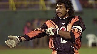 getlinkyoutube.com-Rene Higuita ● El Loco ● Best Moments Ever