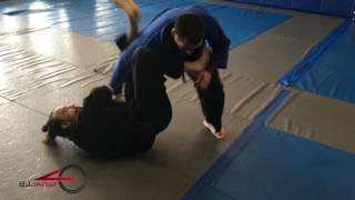Arm / Leg-in Omoplata to Cryangle