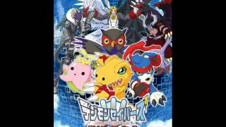 Digimon World Data Squad Soundtrack - First Normal Battle