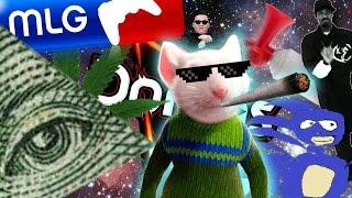 getlinkyoutube.com-MLG Stuart Little