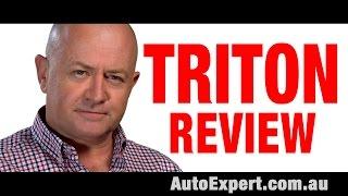 2015 Mitsubishi Triton Review