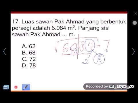 Cara Cepat Belajar Matematika Sd Kelas 6