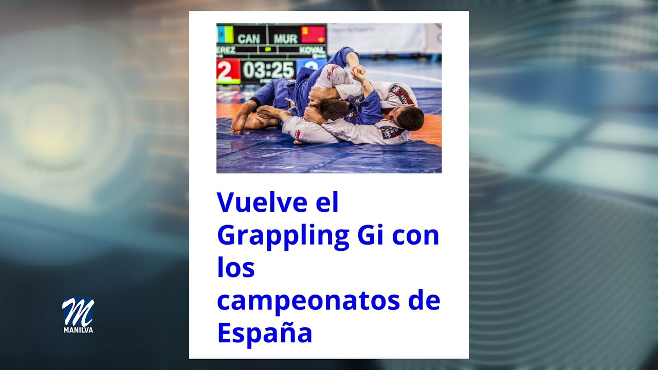 El Gladius Team Manilva participa en el Campeonato de España de Grappling