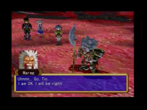 Grandia 2 playthrough part 123 - Mareg's Last Prayer