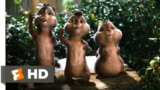 getlinkyoutube.com-Alvin and the Chipmunks (2/5) Movie CLIP - Funky Town (2007) HD