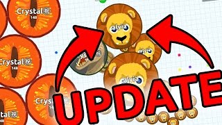 getlinkyoutube.com-Agar.io *NEW* UPDATE! COMPLETE OVERVIEW! OLD AGARIO VS NEW AGARIO