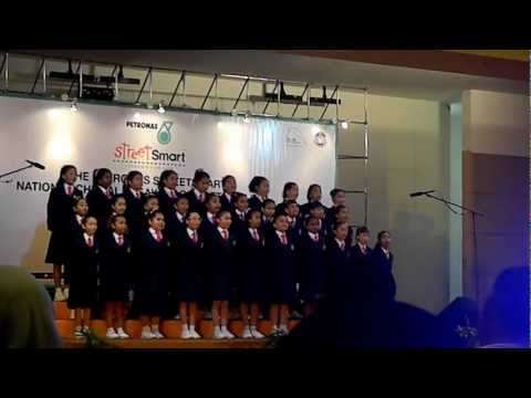 Convent Bukit Nanas - Choral Speaking National Level