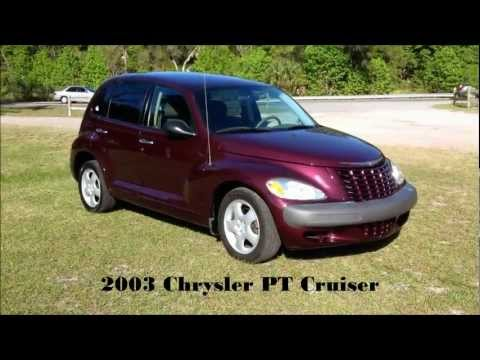2003 Chrysler PT Cruiser Problems, Online Manuals and ...