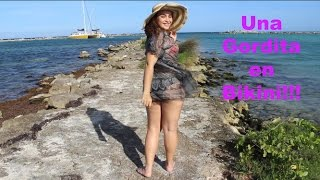 getlinkyoutube.com-Trajes de Baño PLUS SIZE Lookbook Verano 2015