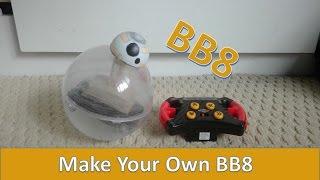 getlinkyoutube.com-How To Make a Remote Control BB8 for Less than £20 (26 USD)