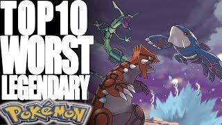 getlinkyoutube.com-Top 10 Worst Legendary Pokémon
