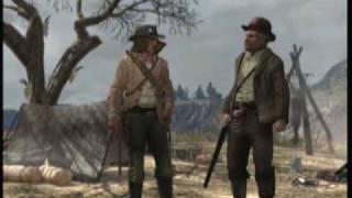 getlinkyoutube.com-Red Dead Redemption Secret Ending - SPOILER ALERT!