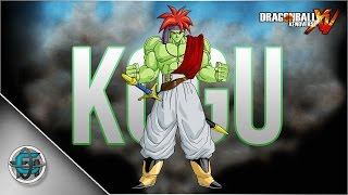 getlinkyoutube.com-Dragon Ball Xenoverse - Character Creation: Kogu