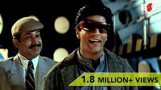 Baadshah Funny X-Ray Scene | Comedy Scene | Baadshah | Shahrukh Khan, Twinkle Khanna