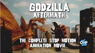 getlinkyoutube.com-GODZILLA: AFTERMATH (Stop Motion) COMPLETE MOVIE