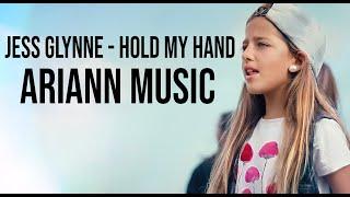 getlinkyoutube.com-Jess Glynne - Hold My Hand by 9 years old ARIANN Cover Choreography