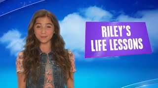 getlinkyoutube.com-Girl Meets World - Riley's Life Lessons - INTERACTIVE VIDEO - Disney Channel UK HD