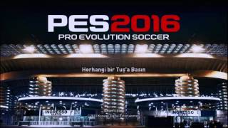 getlinkyoutube.com-PES 2016 Multiplayer Oynama (My Club) Orjinal Yapma!!