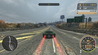 Reaching 400 km/h (~250 mph) in 20 different racing games (NFS, TDU, Grid and more)