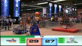 getlinkyoutube.com-2012 FRC Championship: Archimedes matches 83 - 129