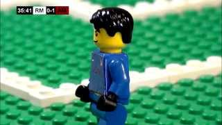 getlinkyoutube.com-Champions League Final 2014 in LEGO (Real Madrid v Atletico Madrid)