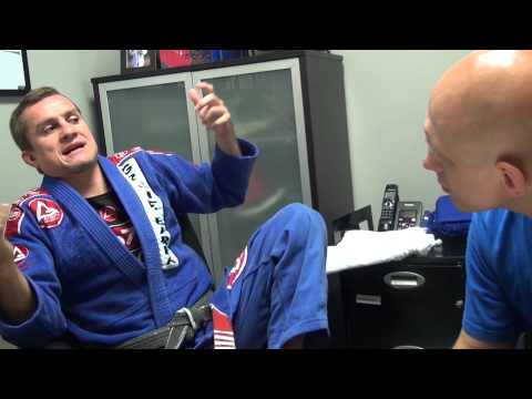 The Evolution of Brazilian Jiu-Jitsu, with Draculino and Stephan Kesting