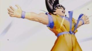 getlinkyoutube.com-Dragonball Z Burst Limit - All Goku, Vegeta, Bardock, Broly, Piccolo,Nappa & Raditz' Partner Quotes