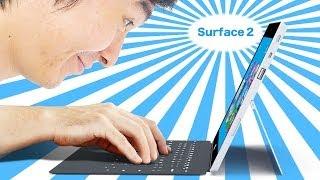 getlinkyoutube.com-大人気!品切れ続出のWindowsタブレット「Surface 2」がやってきた!
