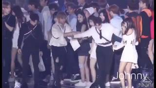 180512 NCT slipped on stage at Dream Concert