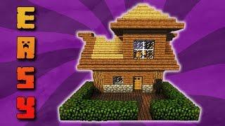 Minecraft Modernes Haus Bauen X Tutorial Anleitung Hd - Minecraft hauser aus holz