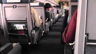 getlinkyoutube.com-Riding on an Amtrak Train from FL to NYC