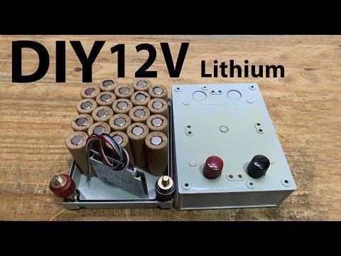 DIY 12v LiFePO4 battery - Live Stream