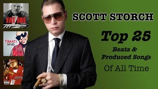 getlinkyoutube.com-SCOTT STORCH - Top 25 BEST Beats / Produced Songs EVER Made