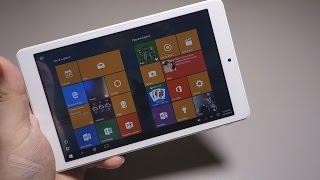 "getlinkyoutube.com-Unboxing & Review Teclast X80 Plus 8"" Z8300 Windows 10 Tablet"